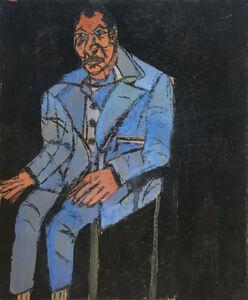 Robert Latchman, 'Untitled (Seated Portrait)', 2016