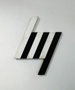 Manfred Mohr, 'B-flat', 1968