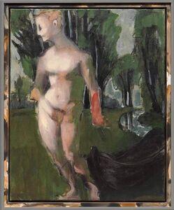 """Markus Lüpertz, '""""Medea""""', 2017"""