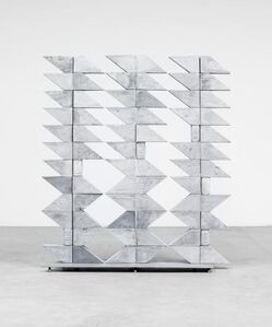 Mark Hagen, 'To Be Titled (Additive Sculpture, Screen #17)', 2012