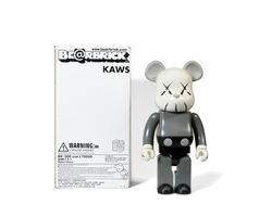 KAWS, 'Bearbrick Companion 1000% (Grey)', 2002