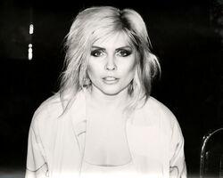 Andy Warhol, 'Andy Warhol, Photograph of Debbie Harry (Blondie), 1986', 1986