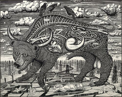 Grayson Perry, 'Animal Spirit (large)', 2016