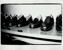 Andy Warhol, 'Shoes', 1982