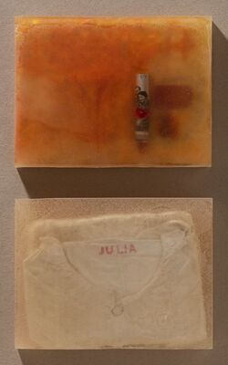Daniel Pešta alias Helena Antonín Pešta: I´m Your Mother, installation view