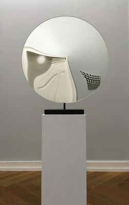 Victor Bonato - Mirror, mirror on the wall & Kinetic art - And everything is spinning, installation view