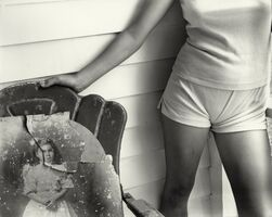 "Sally Mann, 'Untitled from the ""At Twelve"" Series, Sherry and Granny', 1983-1985"