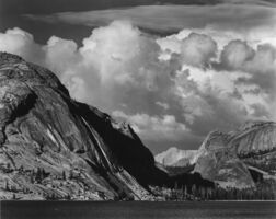 Ansel Adams, 'Lake Tenaya, Mt. Conness, Yosemite National Park, California', 1946-printed circa 1958