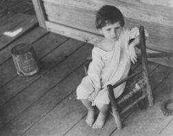 Walker Evans, 'Laura Minnie Lee Tengle, Hale County, Alabama', 1936