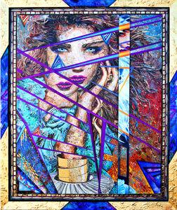 Brayden Bugazzi, 'Fashion Girl', 2017