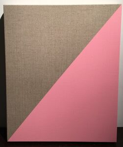 Manolo Ballesteros, ' pink and linen', 2020
