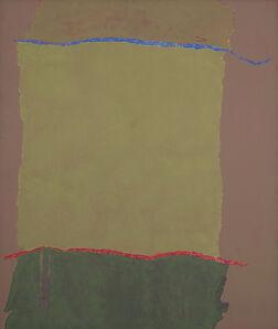 Theodoros Stamos, 'Infinity Field-Lefkada Series', 1981