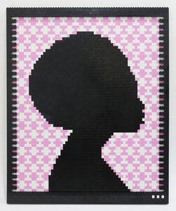 Faatimah Mohamed-Luke, 'ROAQ II YORUBA pink', 2018
