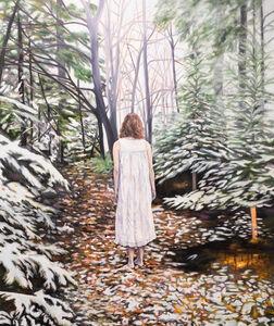 Kendra Lynn Bulgrin, 'Into The Woods', 2019