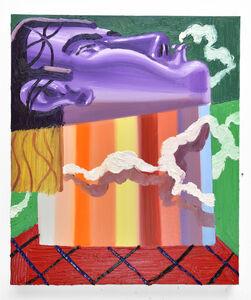 Ákos Ezer, 'Shade in Violet', 2020