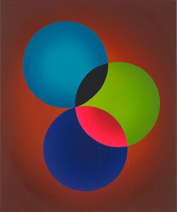 Seo (b.1977), 'Das Erwachen/ The Awakening (in circles) ', 2019