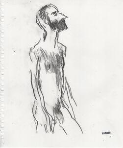 Richard Haines, 'Athony (Side)'