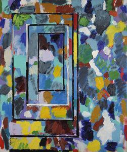 Dick Watkins, 'Window Box', 1967
