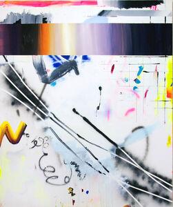 Allan Villavicencio, 'Residual painting XII', 2018
