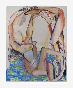 Christina Quarles, 'Held Up Thru Yew', 2017
