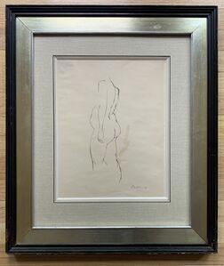 Roger de la Fresnaye, 'Untitled (Nude)', ca. 1910