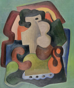 Louis K. Stone, 'Untitled Abstraction', ca. 1938
