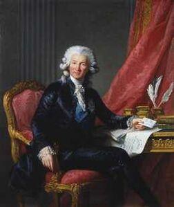 Élisabeth Louise Vigée-Le Brun, 'Charles-Alexandre de Calonne', 1784