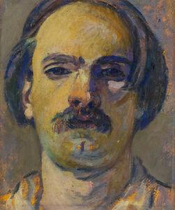 Piero Marussig, 'Self-portrait', c. 1917
