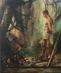 Christopher Orr, 'Untitled (Man)'