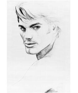 Tom of Finland, 'Untitled (REF: 1052)', 1979