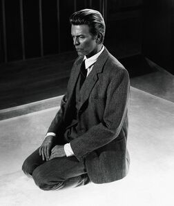 Markus Klinko, 'Bowie Meditation 9/50', 2002