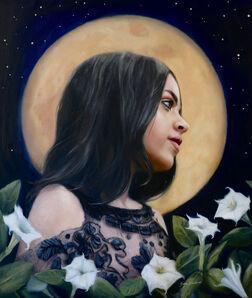 Sara Scribner, 'Night Bloom', 2020