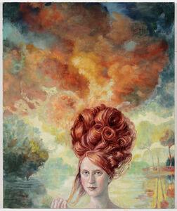 Julie Heffernan, 'Self-Portrait as Redhead', 2019