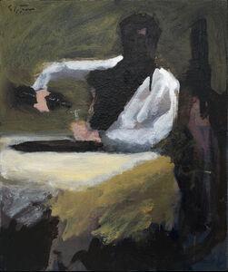David Storey, 'The Drinker', 2018