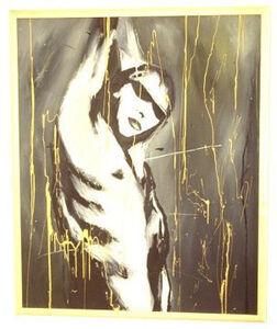 Humberto Castro, 'Figure in Grey', 1988
