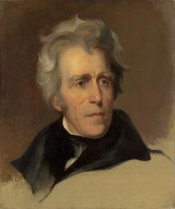 Thomas Sully, 'Andrew Jackson', 1845