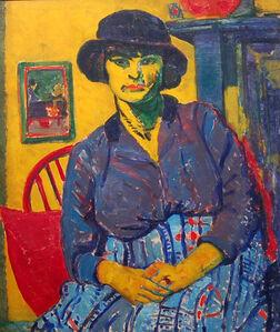 Matthew Smith, 'Connie Martin', 1915