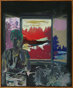 Wang Qing 王青, 'Window 窗外', 2017