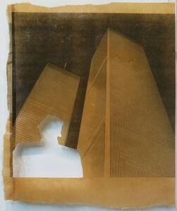 Zhang Hongtu, 'In Memory of Tseng Kwong Chi (detail)', 1991