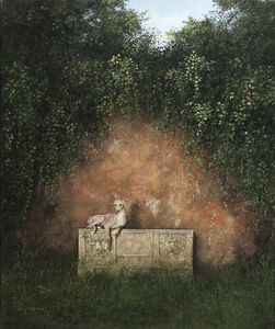 Vladimir Pajevic, 'The Riddle of the Sphinx or the Secret of the Wild Rose', 2019