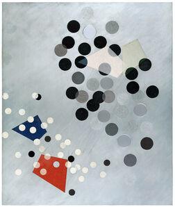 László Moholy-Nagy, 'Construction AL6 (Konstruktion AL6)', 1933-1934