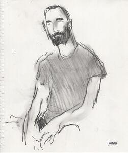 Richard Haines, 'Anthony (T-shirt)'