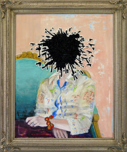 Miyoshi Barosh, 'Paintings for the Home (Portrait)', 2010