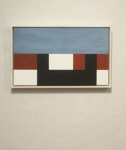 Adolfo Estrada, 'Pintura 1518', 2015