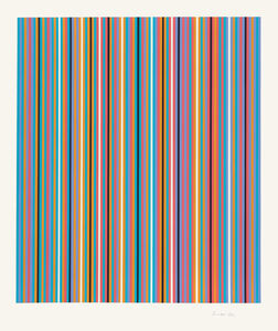 Bridget Riley, 'Ra Inverted', 2009