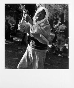 Issei Suda, 'Old man', 1970 ca.