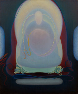 Agnes Pelton, 'Mother of Silence', 1933