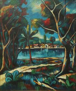 Jose Mijares, 'Paisaje', ca.1948