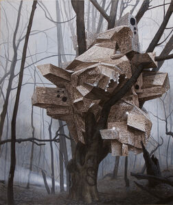 John Jacobsmeyer, 'Poison Ivy', 2019