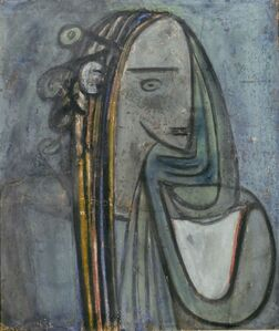 Wifredo Lam, 'Untitled', 1944